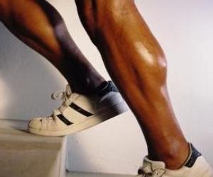 как накачать худые ноги