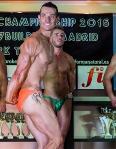 Маурелио Реми стал вице-чемпионом мира по бодибилдингу